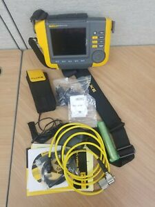 Fluke 810 Vibration Tester W tachometer Excellent Used Condition