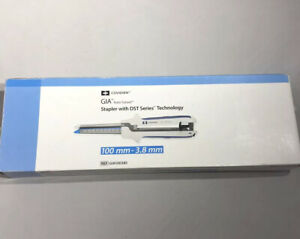 Covidien Gia Auto Suture Stapler Dst Series 80mmx3 8mm Gia8038s In Date
