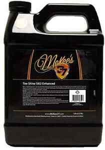 Mckee s 37 Mk37 831 Tire Shine Sio2 Enhanced 128 Fluid_ounces