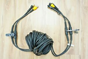 Topcon Dual Antenna Coil Cable For Gps Gnss Machine Control Antenna 3dmc2