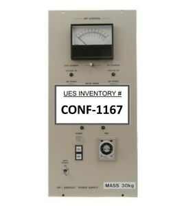 Jeol Sip Control Sip bakeout Power Supply Jws 7555s Wafer Defect Sem Surplus