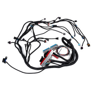 Ls1 Standalone Wiring Harness Dbc T56 Or Non electric Tran 4 8 5 3 6 0 1997 2006