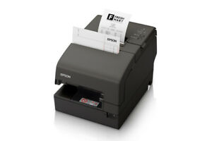 Epson Tm h6000iv Multifunction Thermal Printer With Validation