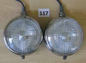 Marchal Rare Pendant 670 680 Fog Driving Lights Carello Hella Cibie