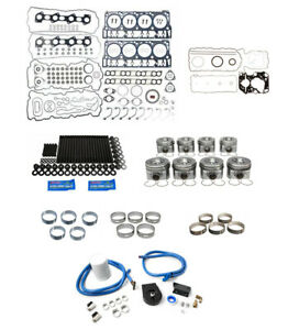 Rudy S Complete Engine Overhaul Kit For 2008 2010 Ford 6 4 Powerstroke Superduty