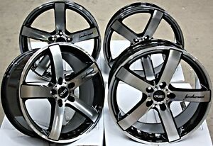 Alloy Wheels 19 Cruize Blade Bp Fit For Volvo 850 940 960 C30 C70