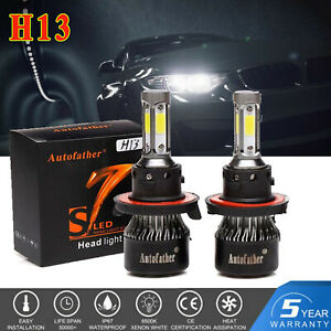 H13 Led Headlight Bulbs For Ford F150 2003 2014 F 250 F 350 Super Duty 2005 2018