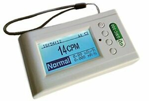 Gq Gmc 500 plus Geiger Counter Nuclear Radiation Detector Monitor Beta Gamma