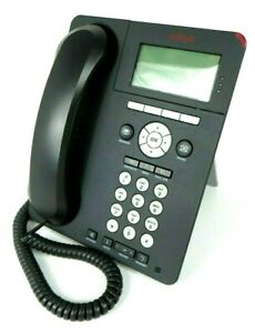 Lot Of 10 Avaya 9620l Ip Voip Business Phone W stand Excellent Condition