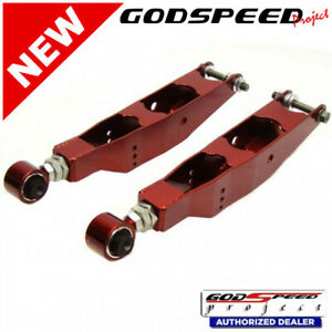Adjustable Rear Lower Control Arms For Lexus Is300 Xe10 01 05 Godspeed Ak 060 A