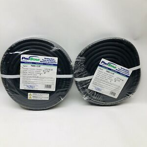 Lot Of 2 Prostar Praxair Prssrb14 25inrt Welding Hose 1 4 Dia X 25 Ft