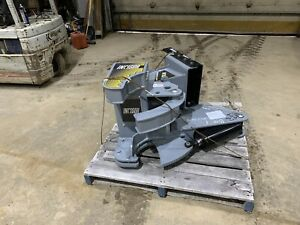 Baumalight Incisor Tree Shear Ixp308g Mini Excavator Cat Bobcat Kubota Case Gehl