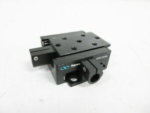Newport 460a xy Xy Linear Stage Quick mount 0 5 Travel