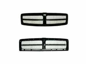 Grille Assembly D634kd For Dodge Ram 1500 2500 3500 2001 1999 2000 2002
