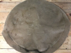 97 01 Jeep Cherokee Xj Spare Wheel Cover Tan