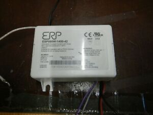 Erp Dimmable Constant Current Led Driver 120 277v Esp060w 1400 42