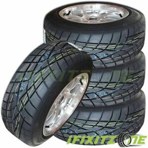 4 Toyo Proxes R1r 205 50r15 86v Extreme Performance Summer Tires