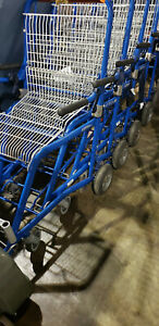 Staxi Transport Chairs Lot Of 5