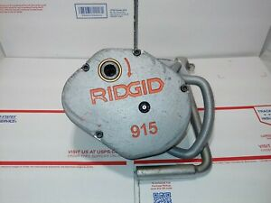 Ridgid Roll Groover model 915 2 6 In 88232