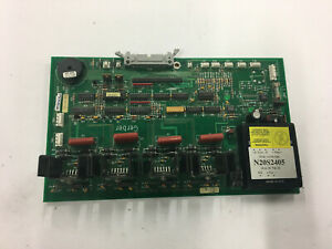 Gerber Edge Thermo Printer Ftp300 trunnion Motherboard