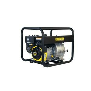 3 In Gas powered Semi trash Water Transfer Pump