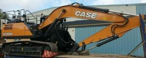 Case Cx300 D Cab Care Handrails Free Uk Delivery Included