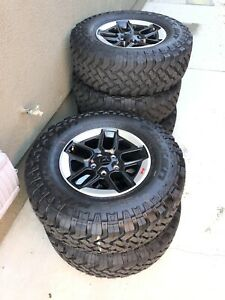 Wheels And Tires Packages Jeep Wrangler Takeoffs 2020 Rubicon Jl 100miles