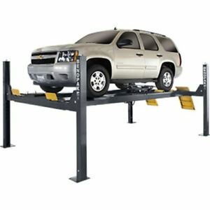 Bendpak Hds 14lsxe 14 000 lb Alignment Limo Extended Length Lift