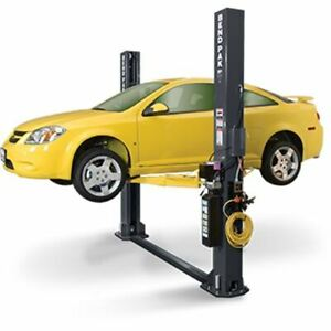 Bendpak Xpr 9s 9 000 Lb 9 000 Lb Floor Plate Short Two Post Lift