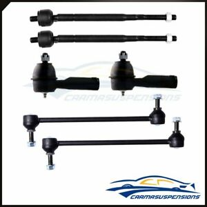 For 2002 2004 Honda Odyssey 6 X Brand Steering Parts Front Sway Bar End Links
