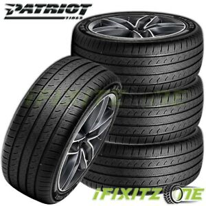 4 New Patriot Rb 1 Plus 215 45zr17 Xl 91w All Season Performance M s Rated Tire