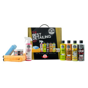 Chemical Guys The Best Detailing Kit Complete Car Care Combo 11 Items