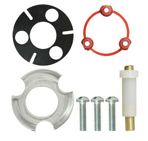 Horn Contact Kit Chevrolet Cars 1955 1956 Gm Cars Horn Ring Hardware New