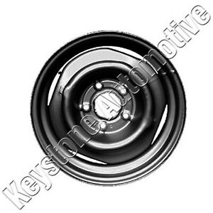 15 Black Steel Wheel 1983 1994 Chevrolet S10 Blazer 5009