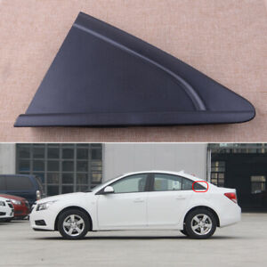 Left Rear Window Triangle Panel Cover Trim Fit For Chevrolet Cruze 2011 2013 Use