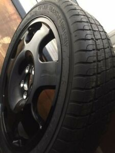 2015 2020 Ford Mustang oem Tire Wheel Donut Emergency Compact Spare T155 60r18