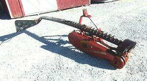 Case Ih 1300 Belt Type Sickle Mower 9 Ft 3 Point Free 1000 Mile Truck Freight