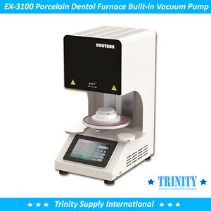 Dental Lab Porcelain Furnace Oven Built in Vacuum Pump All In One made In Korea