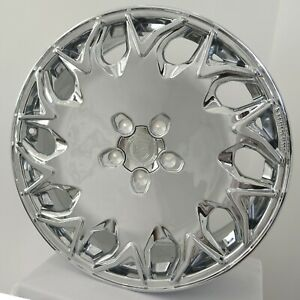 4 Wheels Gv06 20 Inch Chrome Rims Fits Ford Shelby Gt 500 2007 2018