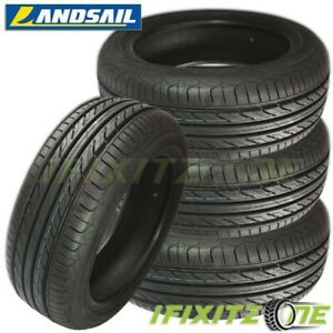 4 Landsail Ls388 215 45zr17 91w Xl All season Touring Performance 500aa Tires