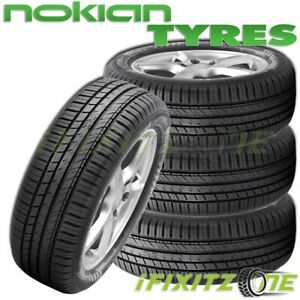 4 Nokian Entyre 2 0 All season 215 45r17 91v Xl 580aa W 60 000 Mile Tires