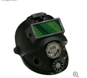7600 Series Full Face Respirator With Welding Attachment