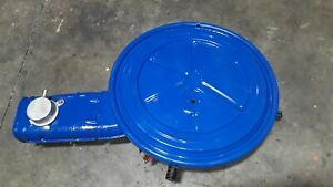 1970 s Ford Capri Oem Air Cleaner Assembly With New Oem Parts Installed