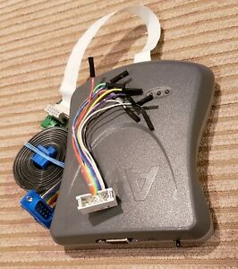 Avr Jtagice Mki Jtag Ice With Cable And Jtag Fly Leads Adapyer