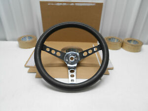 1970s Grant Superior Cal Custom 13 1 4 Steering Wheel Fat Grip Chevy Ford Mopar