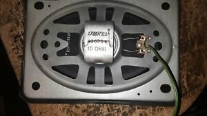 1962 1963 1964 1965 1966 1967 1968 1969 Chevy Corvair Speaker Reconing Service