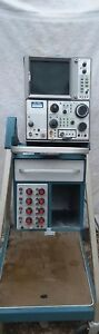Tektronix 7603 Mobile Oscilloscope Scope 3a74 Four Trace