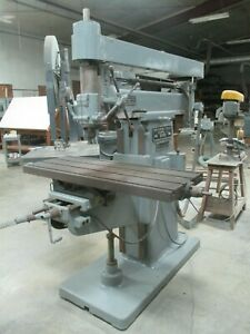 Used Antique Ekstrom Carlson 540 Universal Routermil Router Milling Machine dp