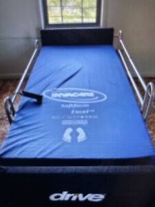 Drive Medical Bed With Mattress Excellent Condition