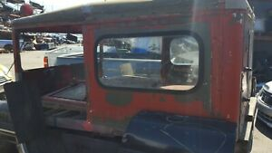 1941 Military Jeep Willys Hardtop And Doors The Only One In The Country